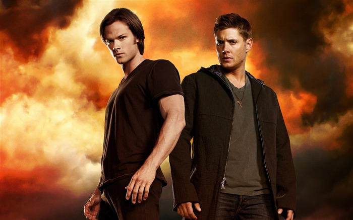 Supernatural-Eighth Season-American TV HD Wallpaper Views:5692