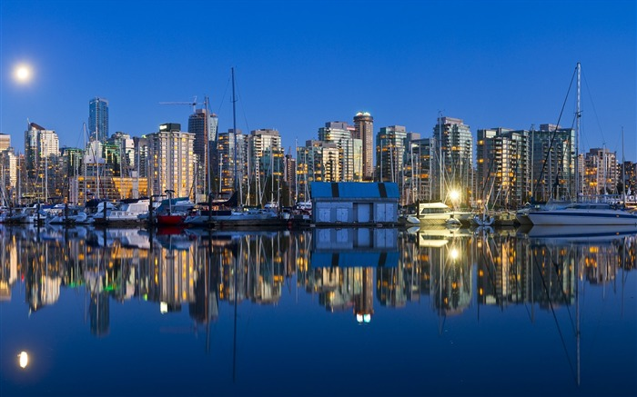 Windows 8 official cityscape panorama theme Wallpaper 13 Views:3811