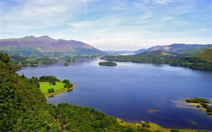 derwent lake-amazing natural scenery wallpaper Views:3554