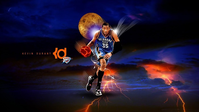 kevin durant-Sports Theme HD Wallpaper Views:16905