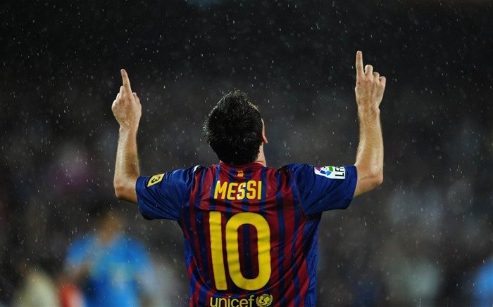 lionel messi-Sports Theme HD Wallpaper Views:10290