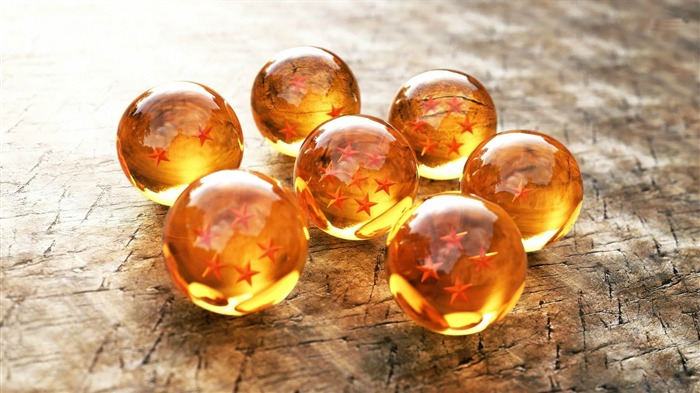 stars in glass spheres-Photography World Wallpaper Views:3878