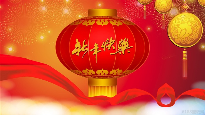 2013 Chinese New Year theme Desktop Wallpaper 09 Views:2980