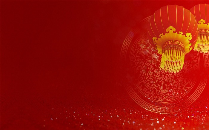 2013 Chinese New Year theme Desktop Wallpaper 16 Views:6005