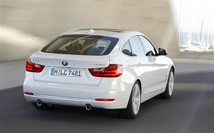 2014 BMW 3 Series Gran Turismo Luxury Line Auto HD Wallpapers Views:6603