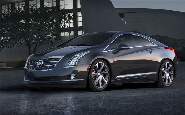 2014 Cadillac ELR Auto HD Desktop Wallpapers Views:6047
