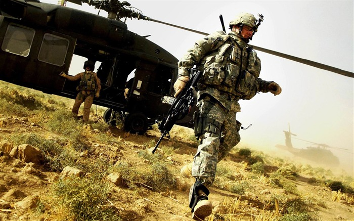Modern military technology HD widescreen Wallpapers Views:16391