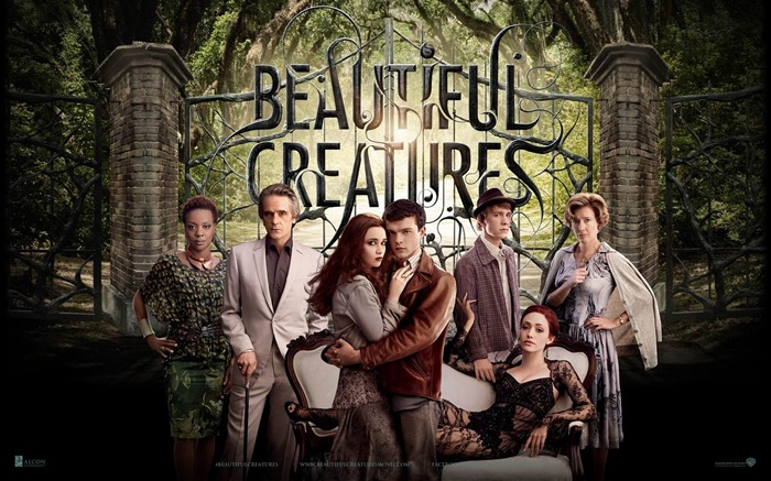 Beautiful Creatures 2013 Movie HD Wallpapers Views:7072
