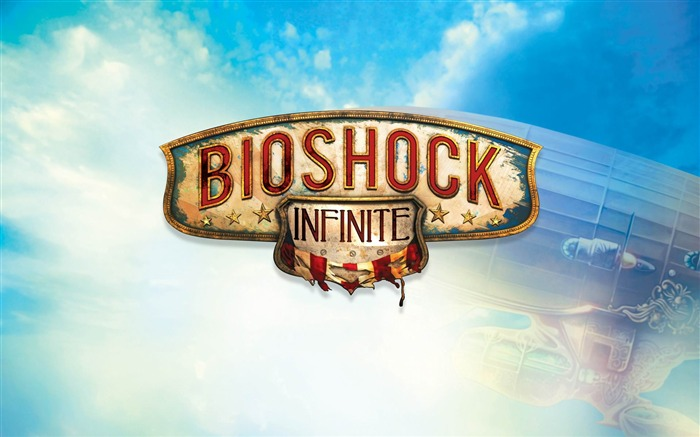 BioShock Infinite Game HD Desktop Wallpaper Views:7014