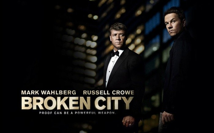 Broken City 2013 Movie HD Desktop Wallpapers Views:6148