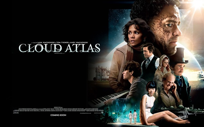 Cloud Atlas HD widescreen Desktop Wallpaper 02 Views:3455