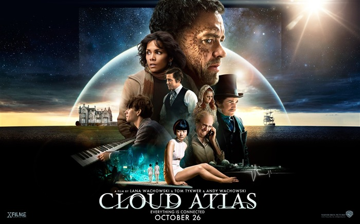 Cloud Atlas HD widescreen Desktop Wallpaper 16 Views:3200
