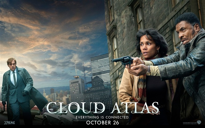 Cloud Atlas HD widescreen Desktop Wallpaper 18 Views:1948