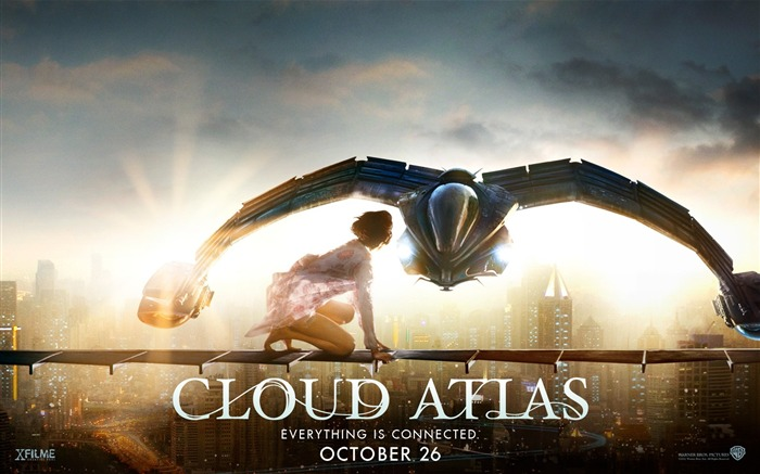Cloud Atlas HD widescreen Desktop Wallpaper 20 Views:1839