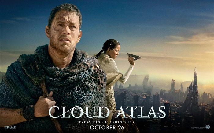 Cloud Atlas HD widescreen Desktop Wallpaper 21 Views:2091