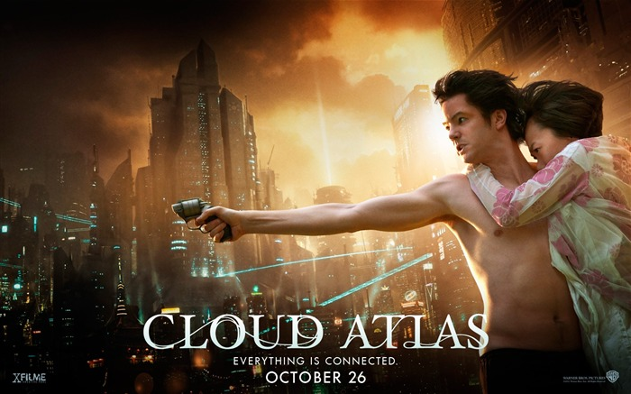 Cloud Atlas HD widescreen Desktop Wallpaper 22 Views:2116