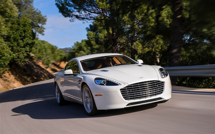 2014 Aston Martin Rapide S Auto HD Desktop Wallpaper 01 Views:3827