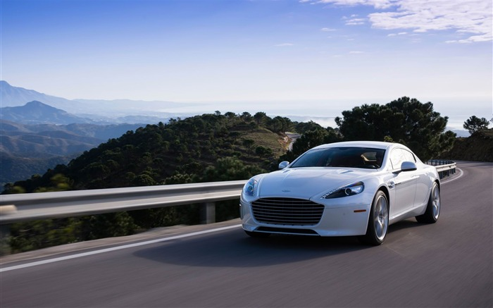 2014 Aston Martin Rapide S Auto HD Desktop Wallpaper 02 Views:4153