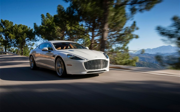2014 Aston Martin Rapide S Auto HD Desktop Wallpaper 03 Views:3438