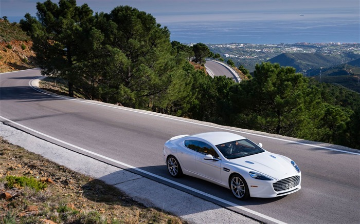 2014 Aston Martin Rapide S Auto HD Desktop Wallpaper 04 Views:4681