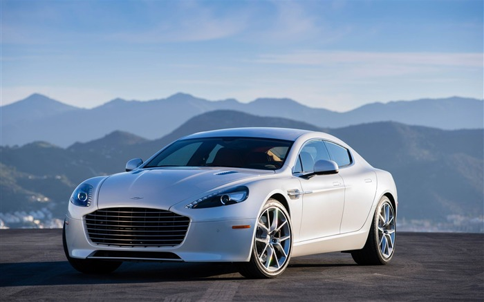 2014 Aston Martin Rapide S Auto HD Desktop Wallpaper 07 Views:3430