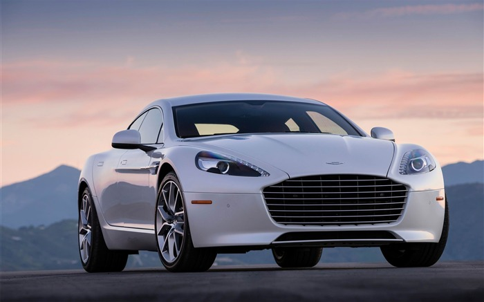 2014 Aston Martin Rapide S Auto HD Desktop Wallpaper 08 Views:3329