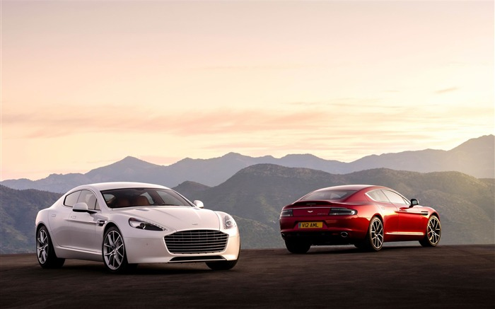 2014 Aston Martin Rapide S Auto HD Desktop Wallpaper 09 Views:3520