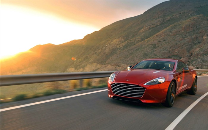 2014 Aston Martin Rapide S Auto HD Desktop Wallpaper 10 Views:3077