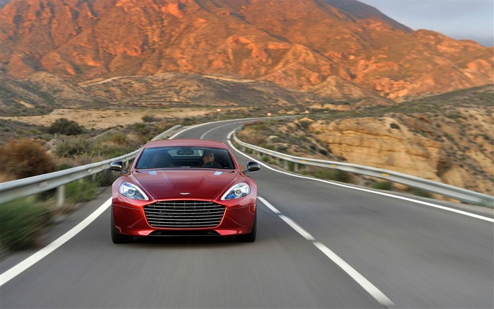 2014 Aston Martin Rapide S Auto HD Desktop Wallpaper 11 Views:3276