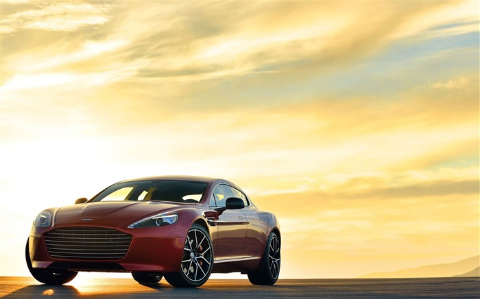 2014 Aston Martin Rapide S Auto HD Desktop Wallpaper 12 Views:3476