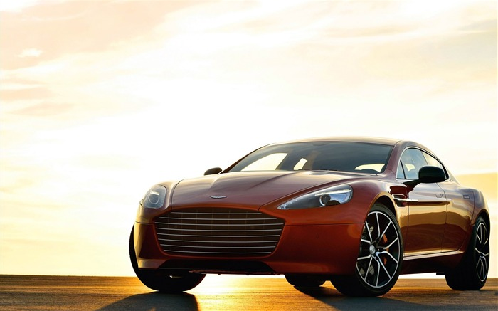 2014 Aston Martin Rapide S Auto HD Desktop Wallpaper 13 Views:3584