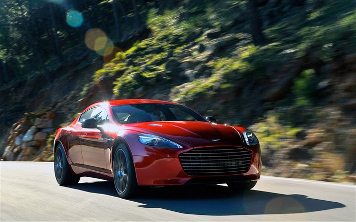 2014 Aston Martin Rapide S Auto HD Desktop Wallpaper 14 Views:3502