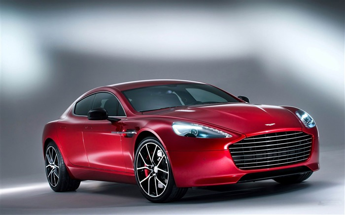 2014 Aston Martin Rapide S Auto HD Desktop Wallpaper 15 Views:3546