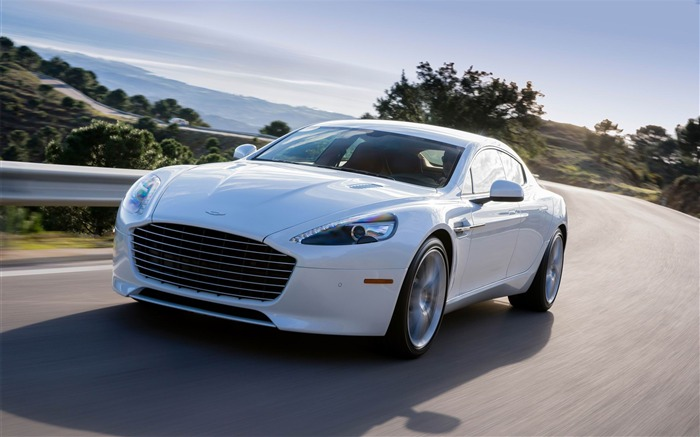 2014 Aston Martin Rapide S Auto HD Desktop Wallpaper Views:4516
