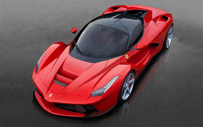 2014 Ferrari LaFerrari Auto HD Desktop Wallpaper Views:12118