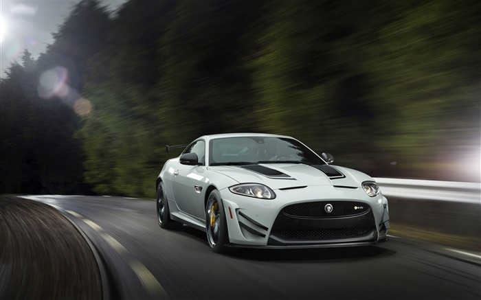 2014 Jaguar XKR-S GT Auto HD Desktop Wallpaper Views:6990