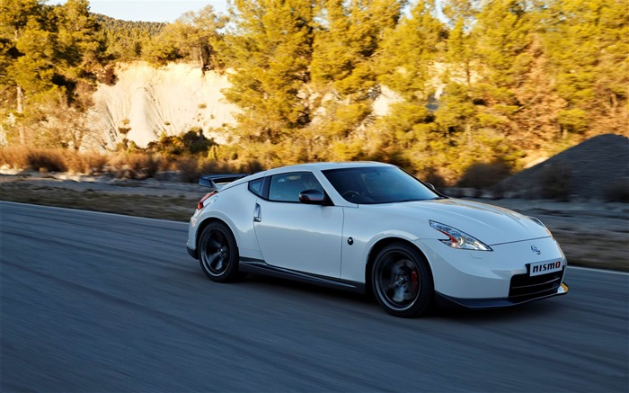 2014 Nissan 370Z Nismo Auto HD Desktop Wallpaper Views:12765