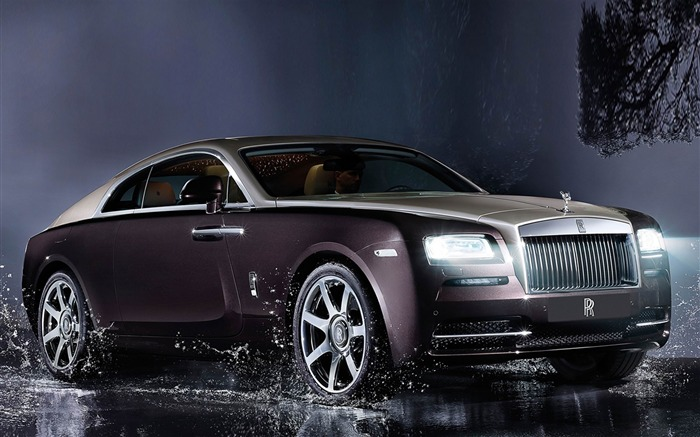 2014 Rolls-Royce Wraith Auto HD Desktop Wallpaper 01 Views:4698