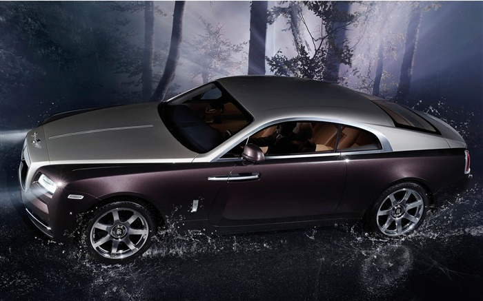 2014 Rolls-Royce Wraith Auto HD Desktop Wallpaper 02 Views:5739