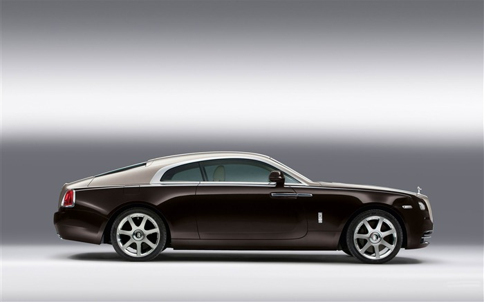 2014 Rolls-Royce Wraith Auto HD Desktop Wallpaper 05 Views:3600