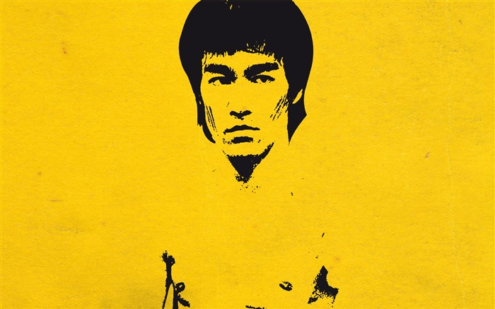 Bruce Lee-Chinese Kung Fu HD Desktop Wallpapers Views:15999