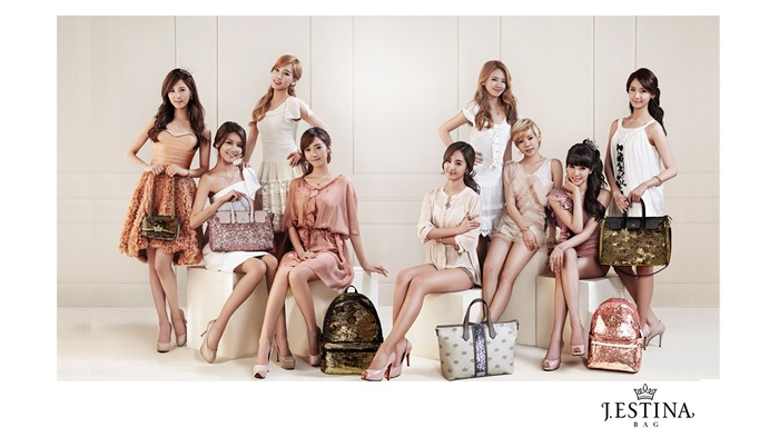 Girls Generation SNSD J ESTINA desktop wallpaper Views:8752