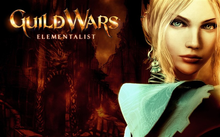 Guild Wars Game HD Desktop Wallpaper Views:5716
