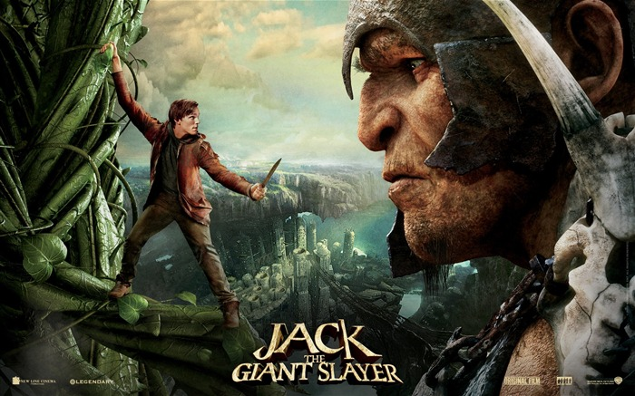 Jack the Giant Slayer 2013 Movie HD Desktop Wallpaper Views:8105