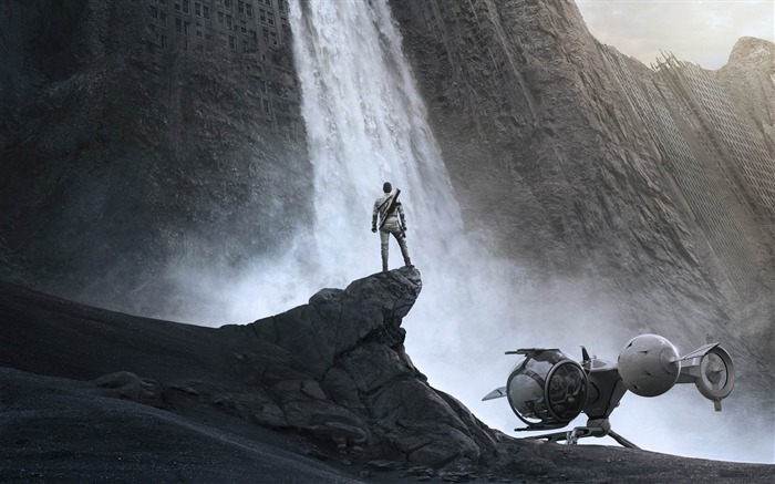Oblivion 2013 Movie HD Desktop Wallpaper 03 Views:4846