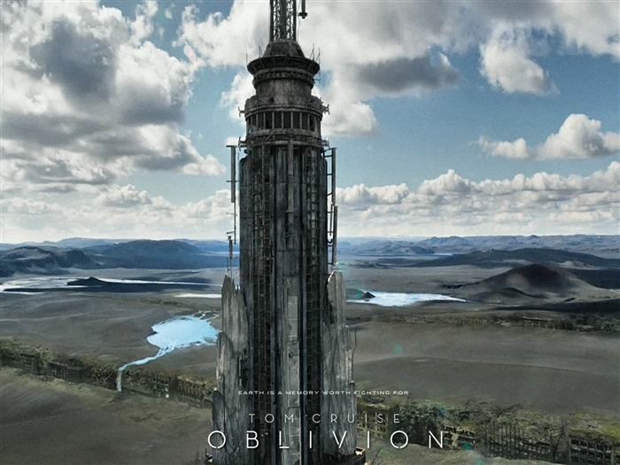 Oblivion 2013 Movie HD Desktop Wallpaper 04 Views:7095