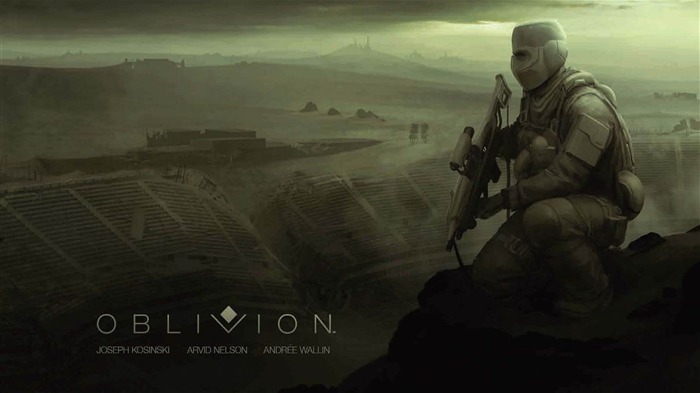 Oblivion 2013 Movie HD Desktop Wallpaper 07 Views:5091