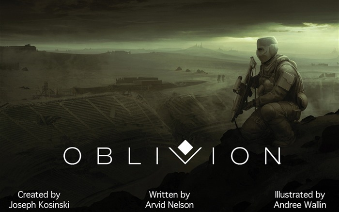 Oblivion 2013 Movie HD Desktop Wallpaper 10 Views:5608