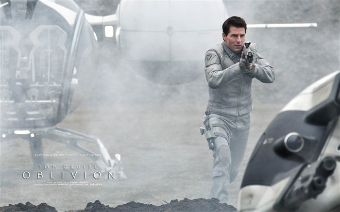 Oblivion 2013 Movie HD Desktop Wallpaper 11 Views:4735