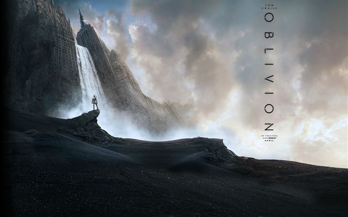 Oblivion 2013 Movie HD Desktop Wallpaper 12 Views:4408